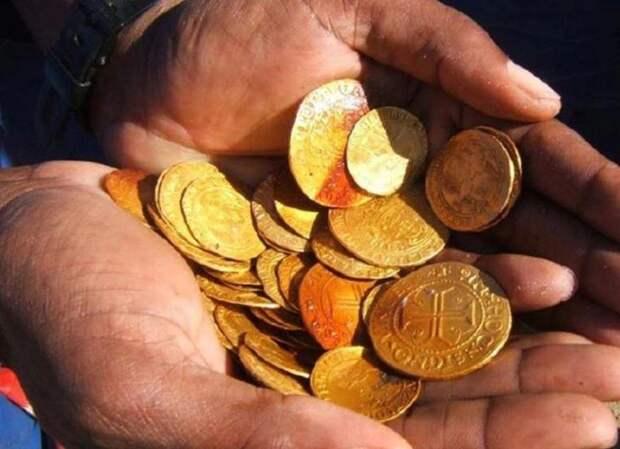 Монеты с Bom Jesus © Fox News