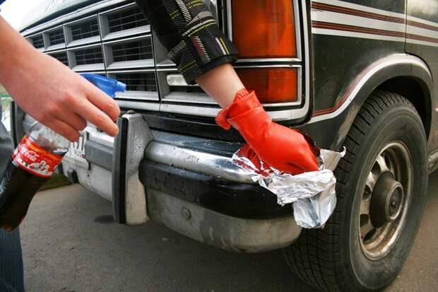 Как кола побеждает масляные пятна, или Трюки, которые должен знать каждый автовладелец