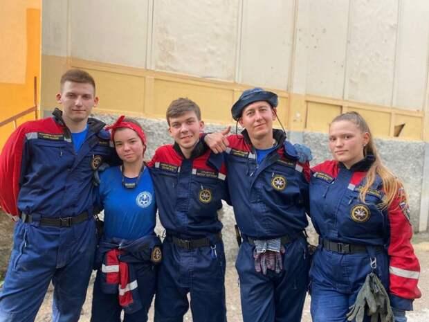 Студент из ЮВАО стал спасателем во время наводнения в Крыму