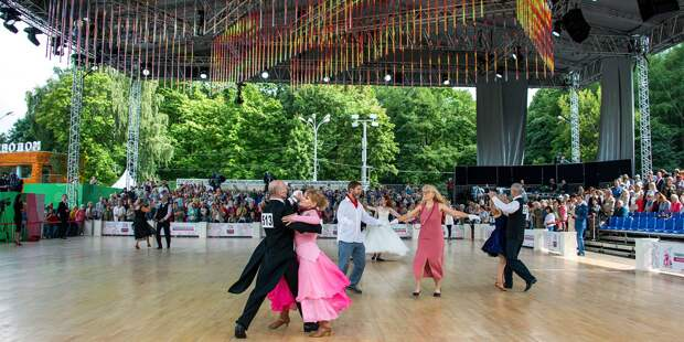 В Марьиной роще открылась группа по латиноамериканским танцам для пенсионеров