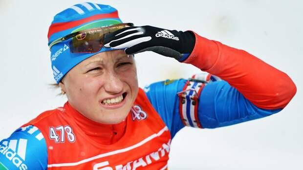 Биатлонистка Подчуфарова, которой отказали в словенском гражданстве, хочет выступить на чемпионате России за Москву