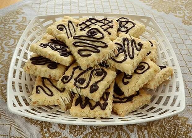 Печенье «ЛЕГКОЕ» на БЕЛКАХ с арахисом