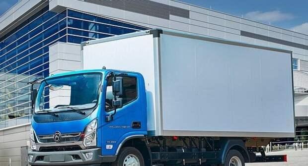 Названы лучшие среднетоннажные грузовики для внутригородских перевозок