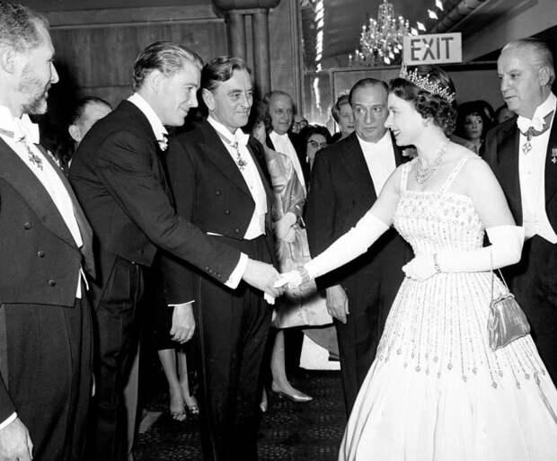 Королева Елизавета II, 1961 год