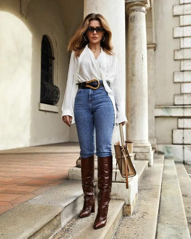 Немолодая, но модная: что носить зимой женщинам 45+