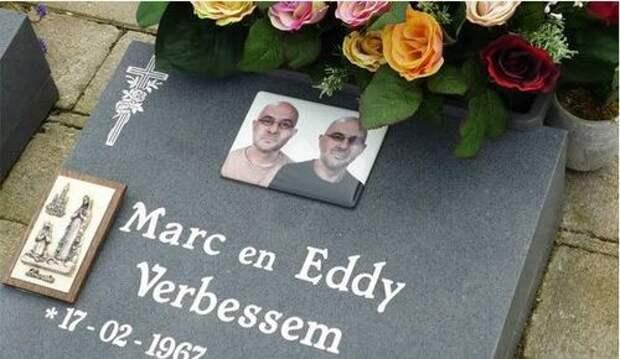 Марк и Эдмонд Вербессен, умершие от эвтаназии