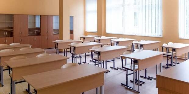 Здание школы на Нарвской ждет «реновация»