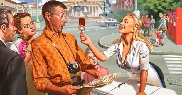 И мороженое тоже… 6 вредных советских продуктов, выпускавшихся поГОСТу