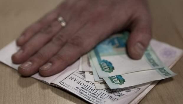 В Подольске задержали подозреваемую в мошенничестве при получении микрозайма