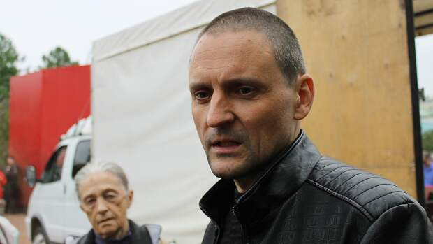 Правоохранители задержали координатора «Левого фронта» Сергея Удальцова