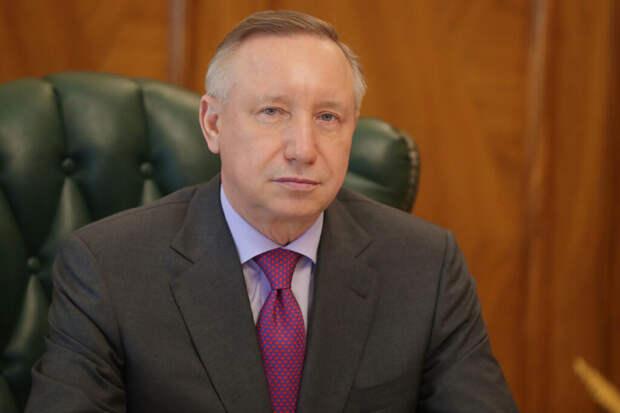 Губернатор Петербурга уволил двух своих заместителей