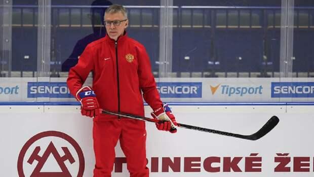 Игоря Ларионова уже спросили об отставке. Как скоры у нас на расправу!