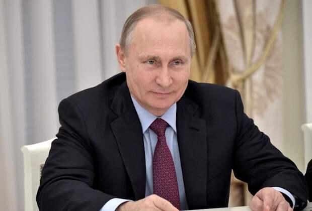 Путин поручил создать Фонд культурных инициатив