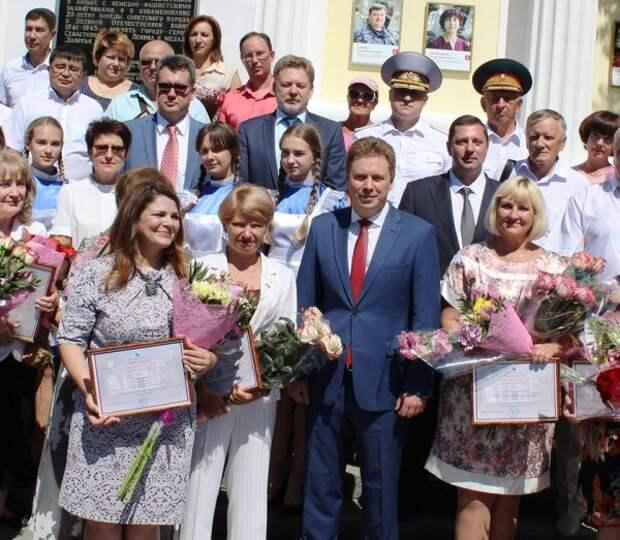 Герои современного Севастополя!