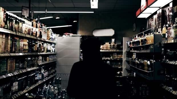 Падение продаж алкоголя зафиксировали в России