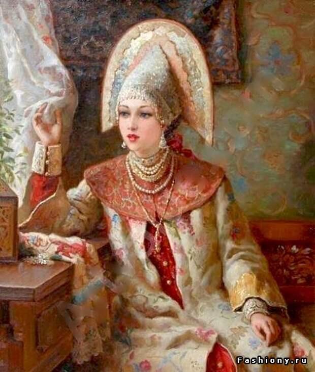 Легко ли стать царицей?...