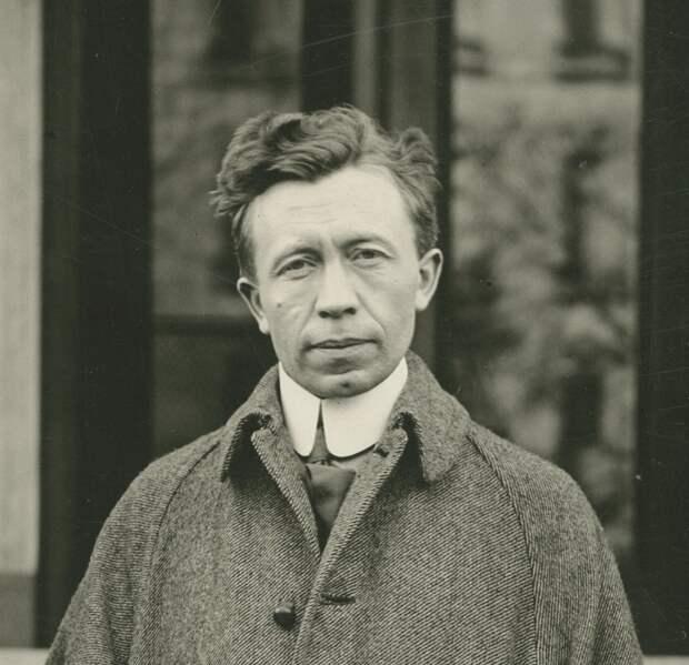 Вильялмур Стефанссон.