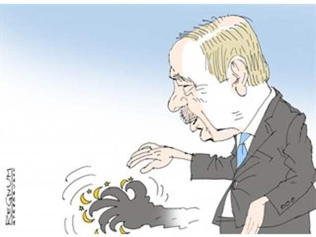 Эрдоган выдавливает Алиева из большой политики