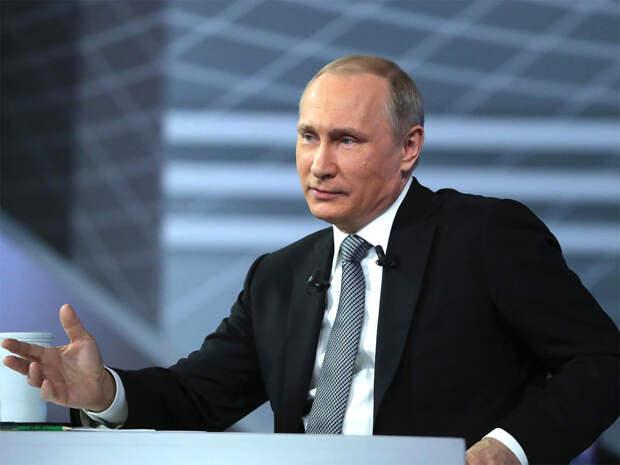 """Ну и зачем Путину """"Закон о гарантиях личной безопасности""""?"""