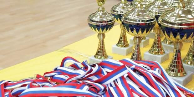 Дзюдоисты из Кузьминок взяли призовые места на первенстве Москвы