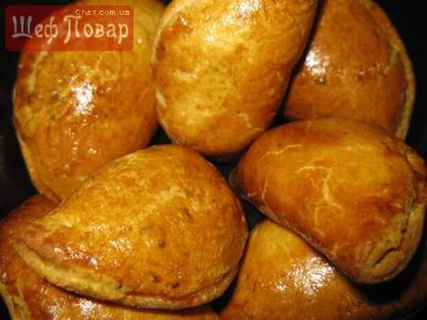 Пирожки к бульону 2 или