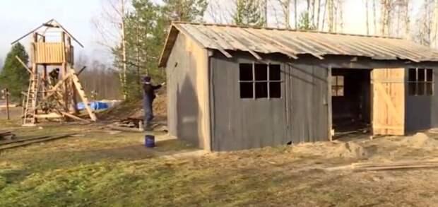 Гримасы патриотического воспитания: вКарелии построили концлагерь для детей
