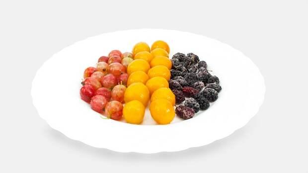 как заморозить ягоды с сахаром на зиму