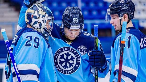 «Сибирь» в серии буллитов в Москве обыграла «Динамо»
