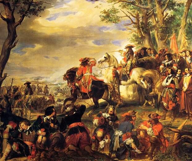 Войны в кружевах: эволюция военной мысли в XVIII веке