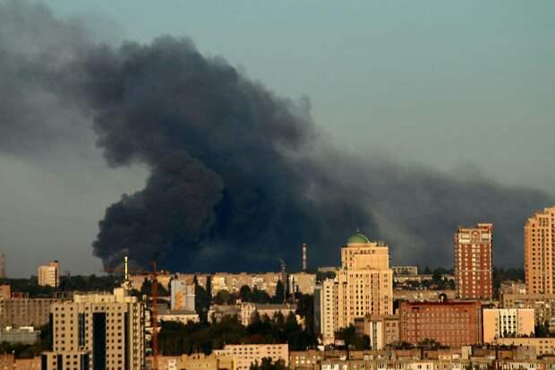 В ДНР рассказали об очередном обстреле окраин Донецка украинскими ВС