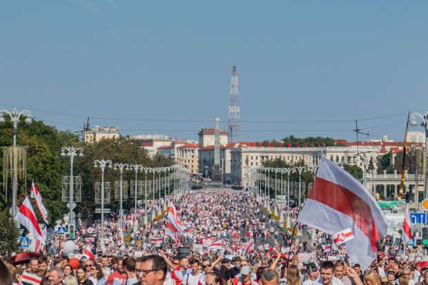 Протестные выходные: какие акции готовят митингующие в Белоруссии