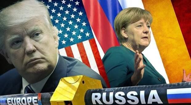 Евросоюз может прибегнуть к ответным мерам, из-за санкций США против «Северного потока-2»