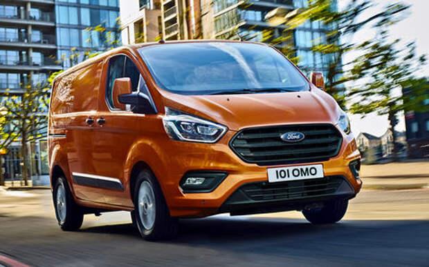 Обновленный Ford Transit Custom — тест-драйв ЗР