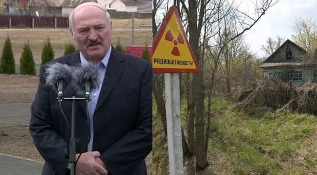 """Лукашенко предлагает: вместо Дальневосточного гектара берите гектар """"Чернобыля"""""""
