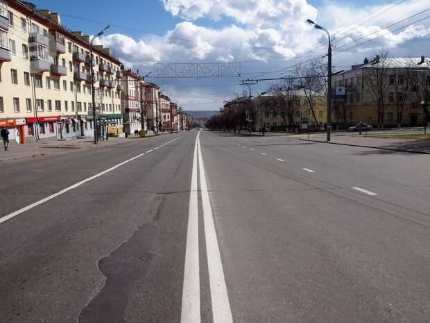 В Ижевске на время ремонта теплотрасс перекроют улицу Пушкинскую