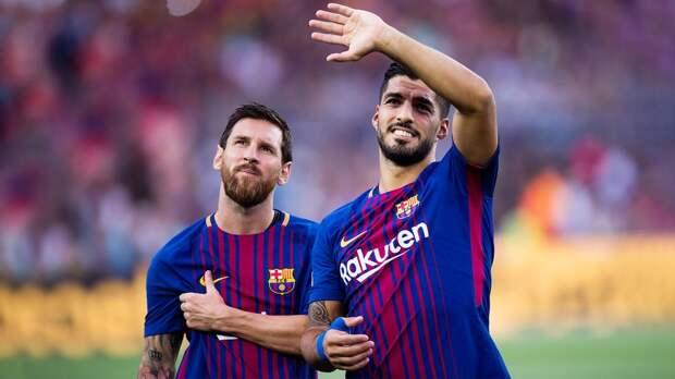 Суарес раскритиковал руководство «Барселоны»: рассказал, что с ним обошлись неуважительно, и сравнил себя с Месси