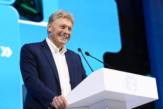 Песков стал победителем розыгрыша «Миллион призов»
