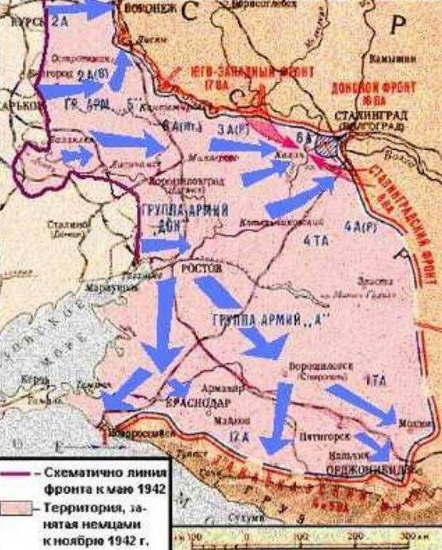 Почему летом 1942-го мы так быстро откатились к Сталинграду