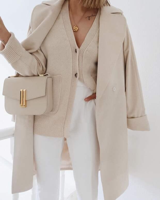 Модная трикотажная одежда осени 2021: потрясающие новинки для стильных дам