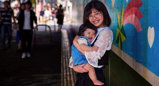 Материнство стирает культурные различия: трогательные портреты матерей со всего мира от Михаэлы Норок