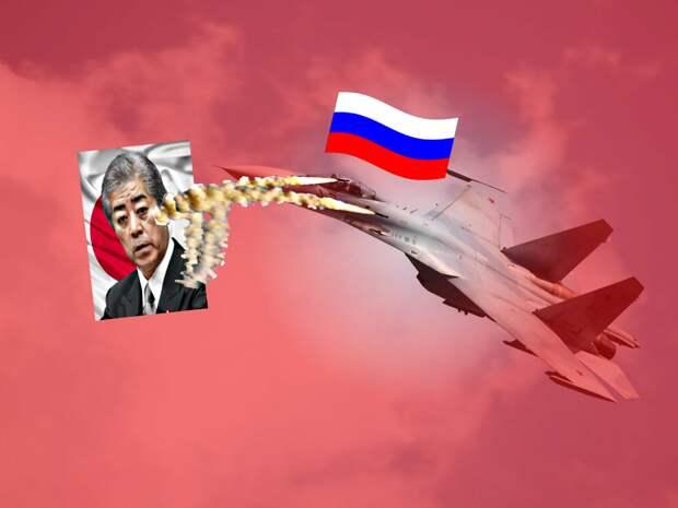 Япония угрожает сбивать российские военные самолеты, следующие на южные Курилы. Комментарий эксперта