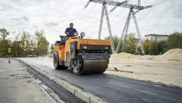 11,6 км тротуаров появится на региональных дорогах в Подольске в 2020 г