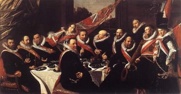 Черный в живописи: Картина Огюста Ренуара, посвященная черному, на которой нет черного цвета