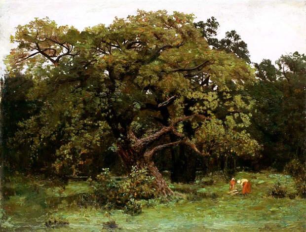 Его называли лучшим пейзажистом своего времени - забытое творчество Николая Никаноровича Дубовского