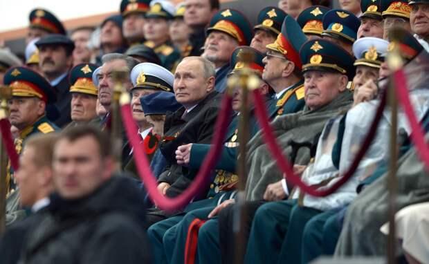Главнокомандующий Сухопутными войсками рассказал о реакции Путина и Шойгу на Парад Победы