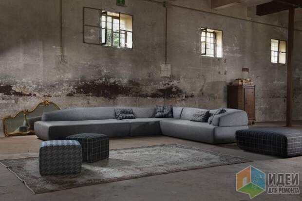 Minimomassimo, диван «Italo»