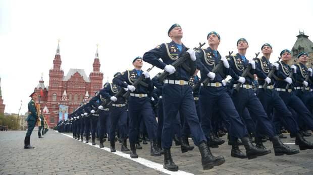 Бывшая сотрудница Госдепа тайно присутствовала на параде Победы в Москве