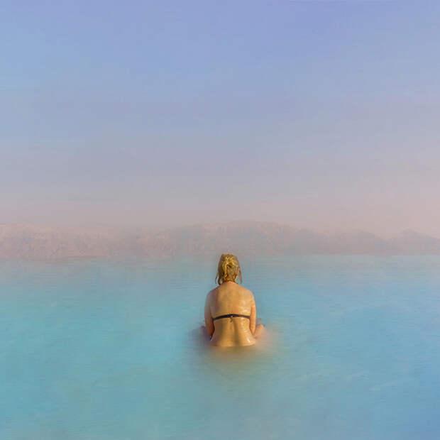 Фотопроект с берегов Мёртвого моря