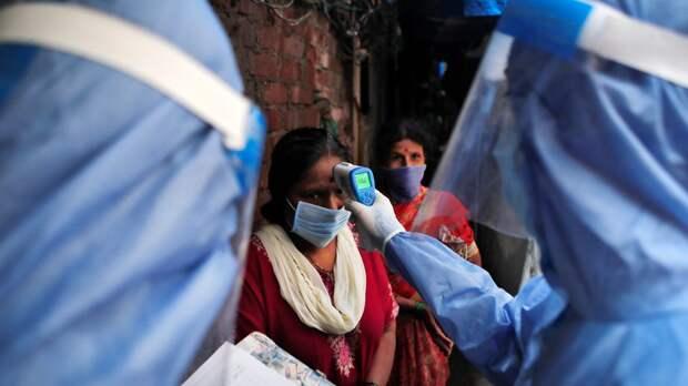 Песков прокомментировал ситуацию с коронавирусом в Индии
