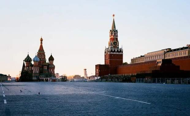 На Москву надвигается похолодание